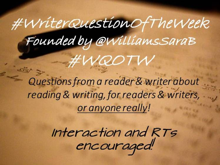 writerquestionoftheweek