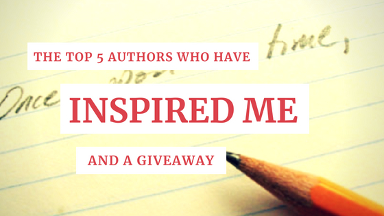 The top 5 authors