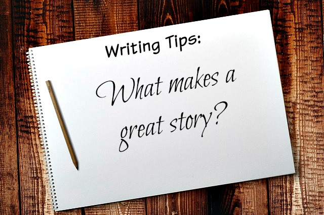what makes a great story