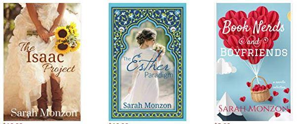 sarah monzon novels 3